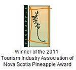 TIANS 2011 pineapple award2